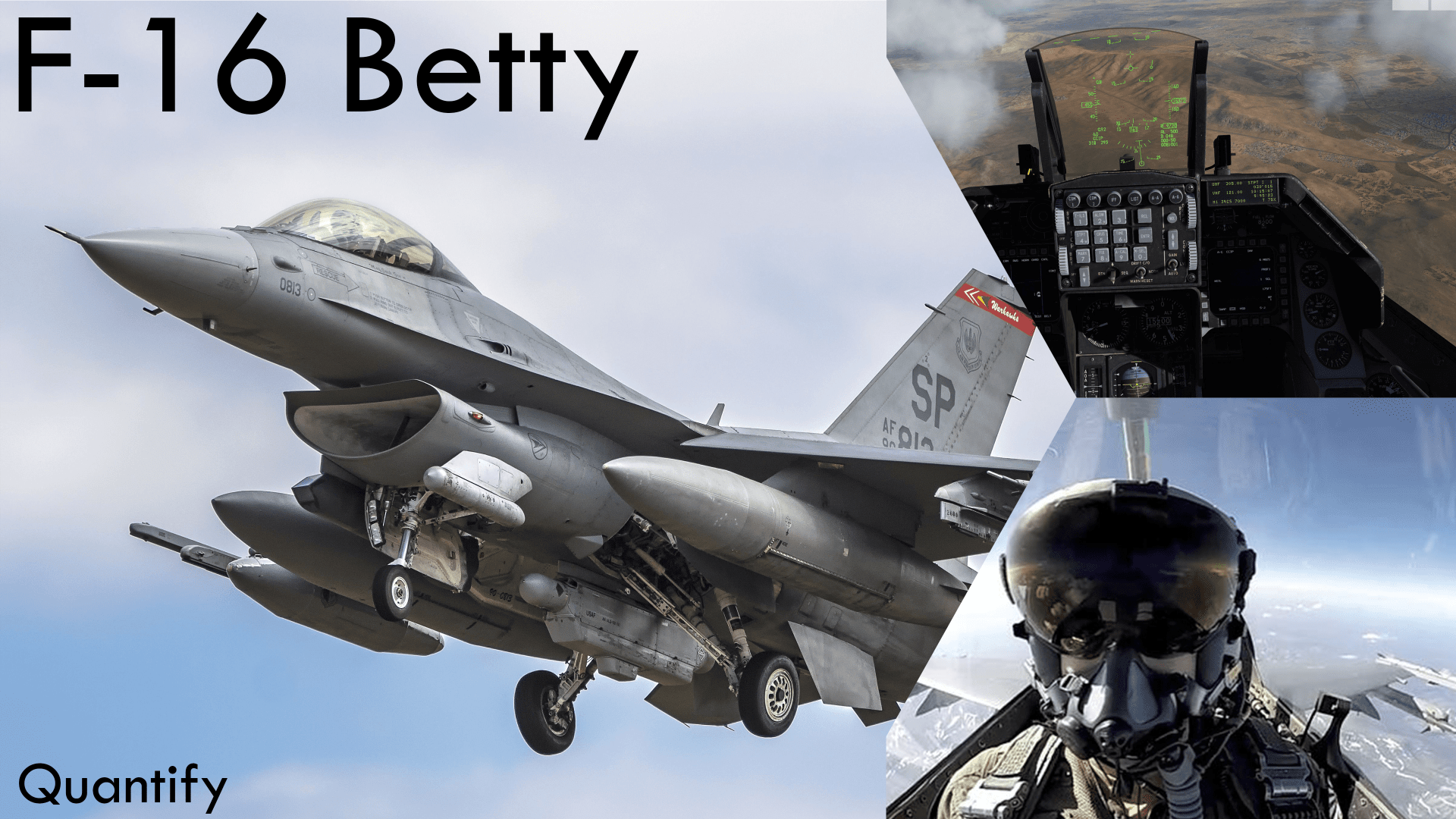 F16 Betty and RWR Pack Preview Image